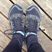 minimaliste running shoe