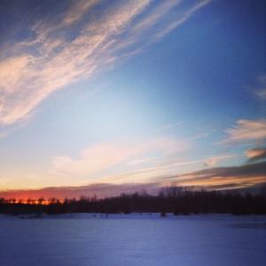 Sunset Coucher de soleil