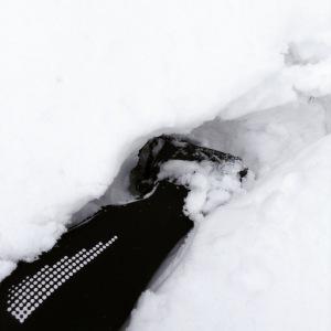 courir l'hiver