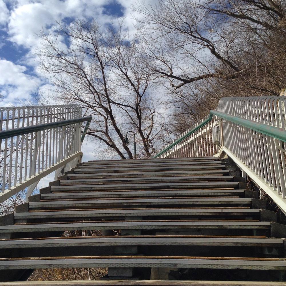 Escaliers Québec