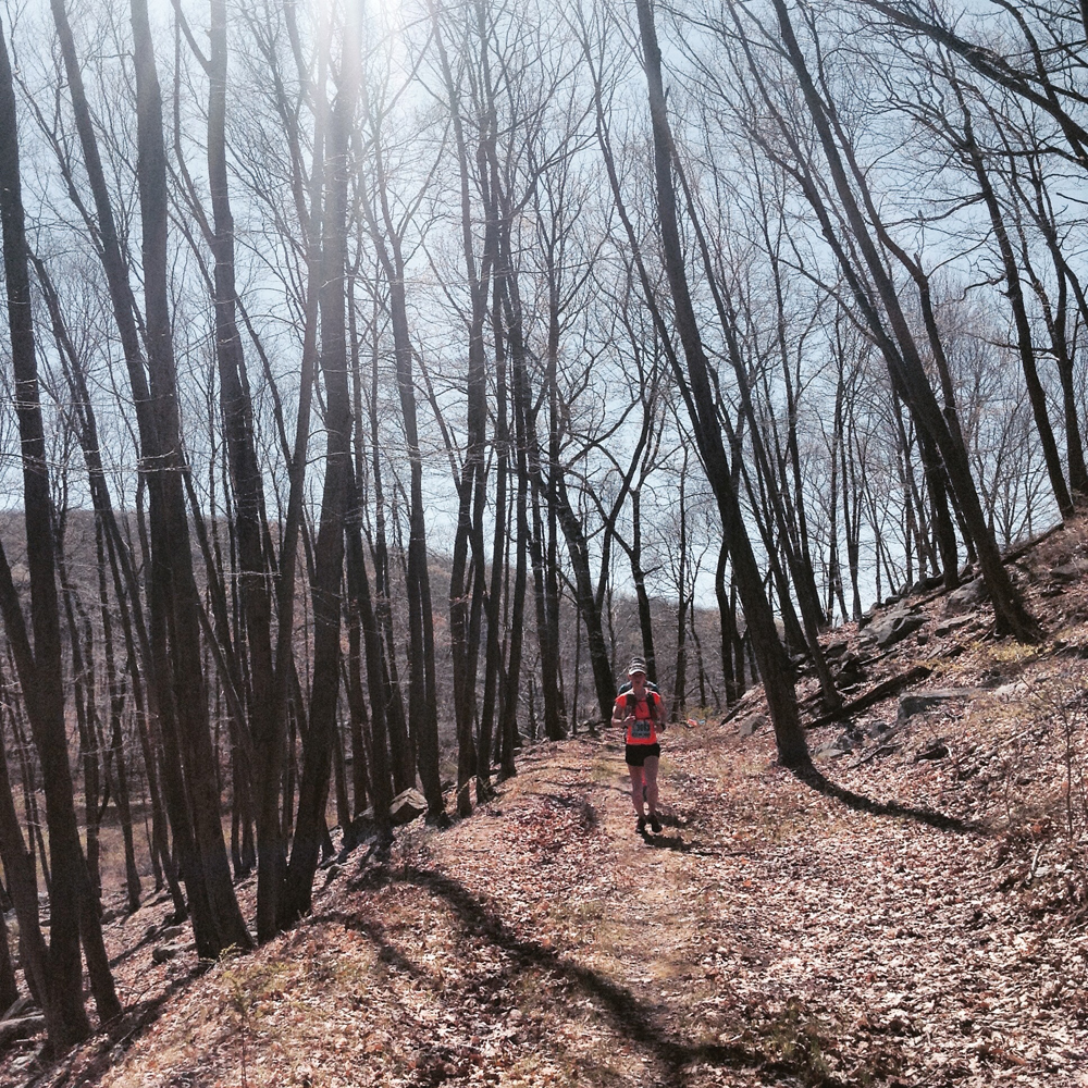 The North Face Endurance Challenge Series Bear Mountain New York 50KM