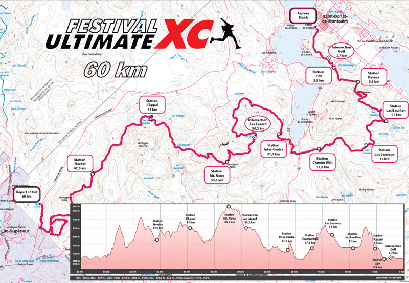Ultimate XC St-Donat