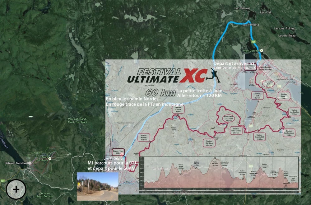 Ultimate XC 120 KM