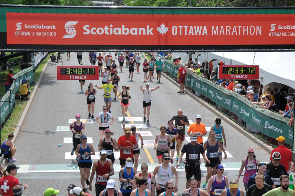 Marathon Ottawa