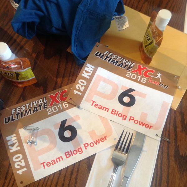 Team Blog Power